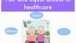 Ethical Care Issues of the Elderly