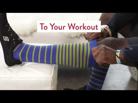 Power Your Day with Compression Socks