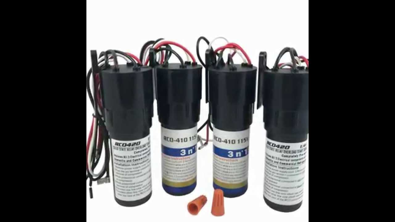 motor capacitor start run wiring diagram motor capacitor start run rh youtube com run capacitor wiring diagram run capacitor wiring diagram air conditioner