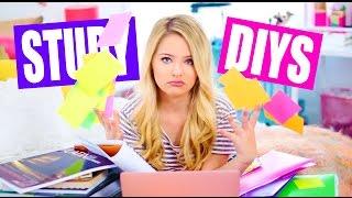 Study Life Hacks and DIYS!