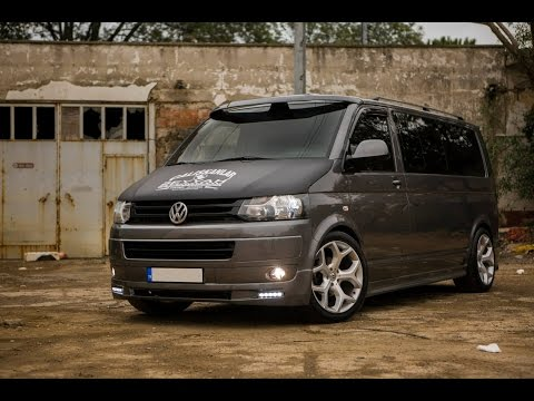 ARA 2015 Volkswagen Transporter Caravelle zel Dizayn Vip Konsept