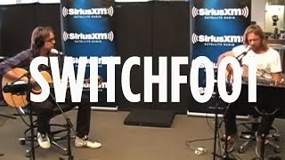 "Switchfoot - ""Lucky Man"" The Verve Cover // SiriusXM"