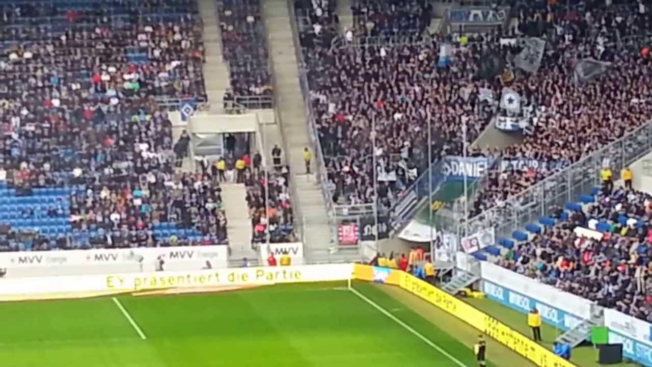 Hoffenheim Vs Hamburg