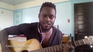 Karoli nkunda nshuti yanjye y'amagara (Guitar cover by Narcy)