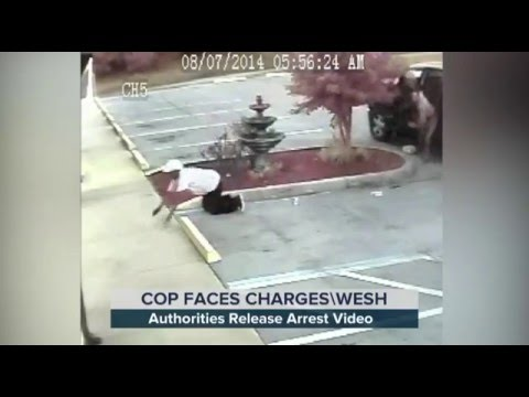 Police beat suspect (victim) gang-style after he surrenders. (Extended Edition with Body Cam)