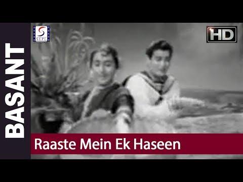 Raaste Mein Ek Haseen - Mohammed Rafi, Asha Bhosle - Basant - Mumtaz Shanti, Ulhas