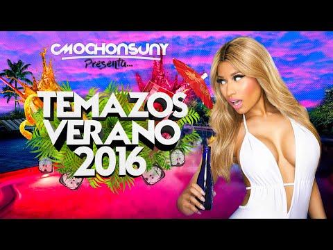 Sesión los mejores Temazos del Verano 2016 🌴 (Dance Comercial y House) Mixed by CMochonsuny