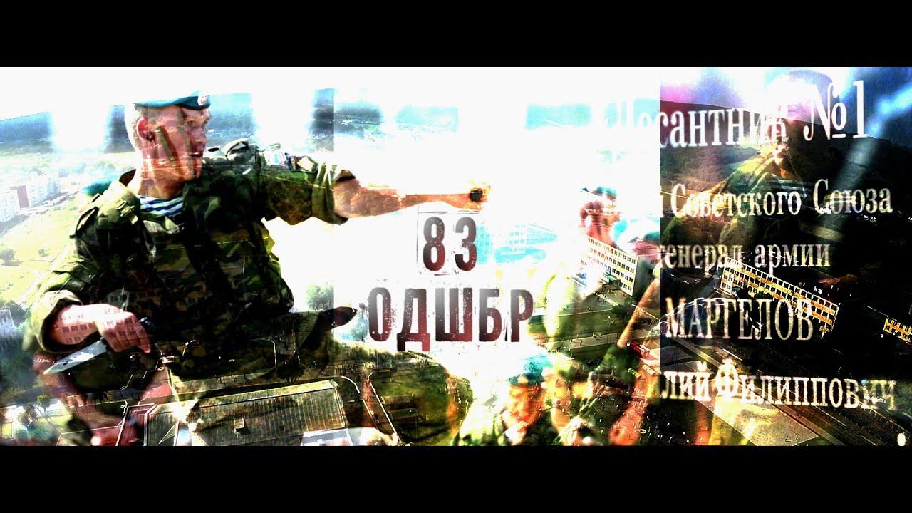 83 ОДШБр / День ВДВ 2014 / Уссурийск