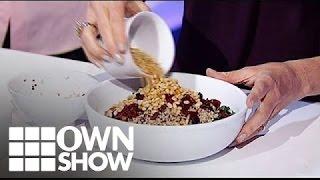 Kale Salad Secrets Revealed | #ownshow | Oprah Winfrey Network