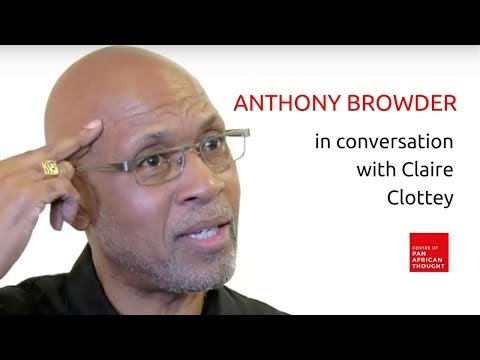 In Conversation with Anthony Browder