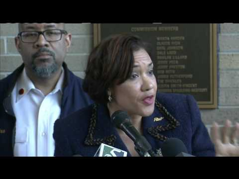 Flint Mayor speaks on conflicting accounts regarding water credit