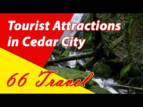 List 8 Tourist Attractions in Cedar City, Utah | Travel to United States