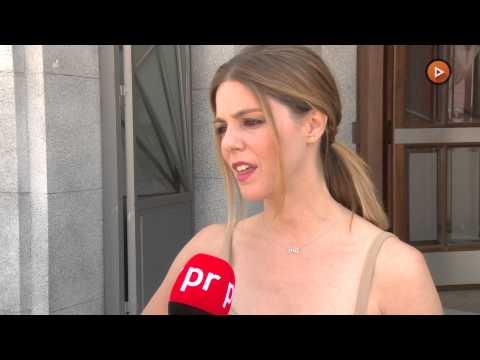 Manuela Velasco 'Velvet': 'Cristina se va a convertir en una verdadera bruja'