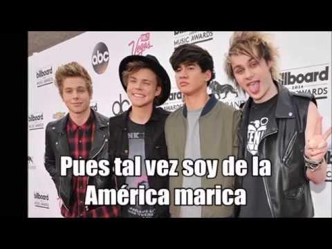 American Idiot- 5SOS (Traduccion Al Español) Cover