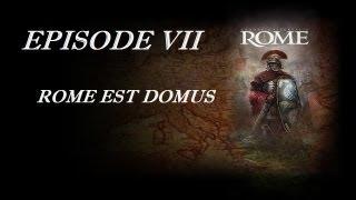 Europa Universalis Rome - Episode VII - Rome est Domus