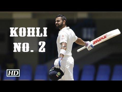 ICC ODI Rankings: Virat Kohli Retains No 2 Spot, Rohit Slips
