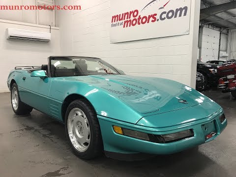 1991 Chevrolet Corvette SOLD SOLD SOLD Convertible Automatic