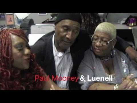 Paul Mooney & Luenell Campbell interview by Carmelita of Irie Vision Reggae TV