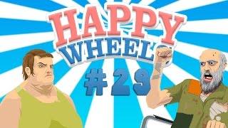 Happy Wheels - САДОВНИК ПСИХОПАТ! #29