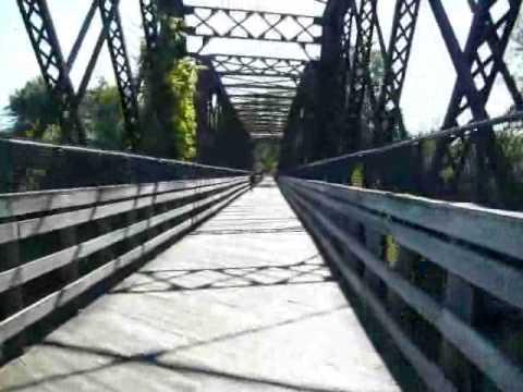 Norwottuck Rail Trail Bridge, Massachusetts
