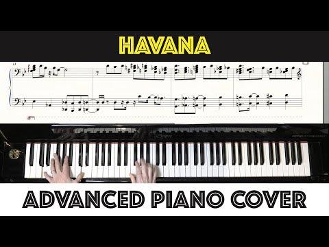 Havana | Piano Cover | Camila Cabello | Sheet Music