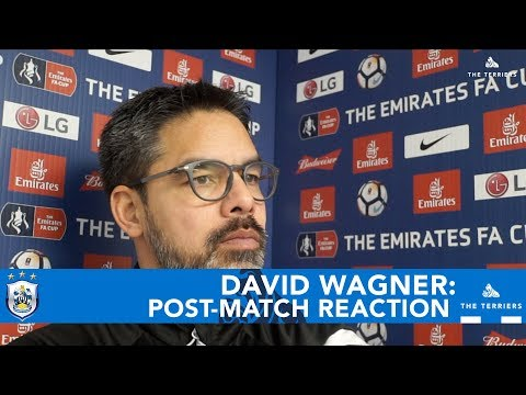 WATCH: David Wagner reflects on the draw with Birmingham City