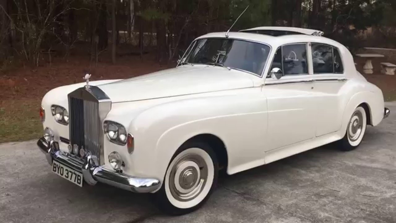 Atlanta Vintage Rides Vintage Wedding Transportation Youtube