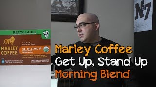 Marley Get Up Stand Up Morning Blend Coffee Review - Drinking In Canada