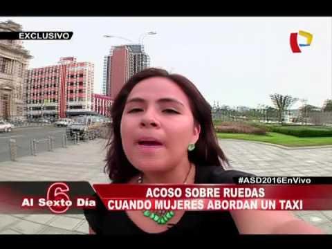 Acoso Sobre Ruedas: La Pesadilla De Las Mujeres Al Abordar Un Taxi En Lima