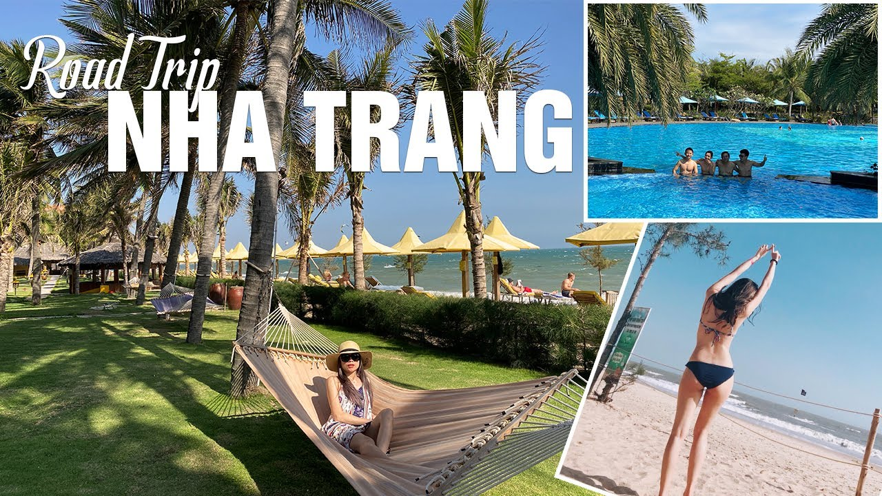 NHA TRANG ROAD TRIP- WHAT TO DO IN NHA TRANG- WHERE DID I STAY? VIETNAM TRAVEL - HELEN VLOG