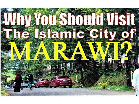 Marawi City, The Safest City in The Philippines