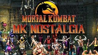 Mortal Kombat Project: MK Nostalgia (CLASSIC BATTLES!)