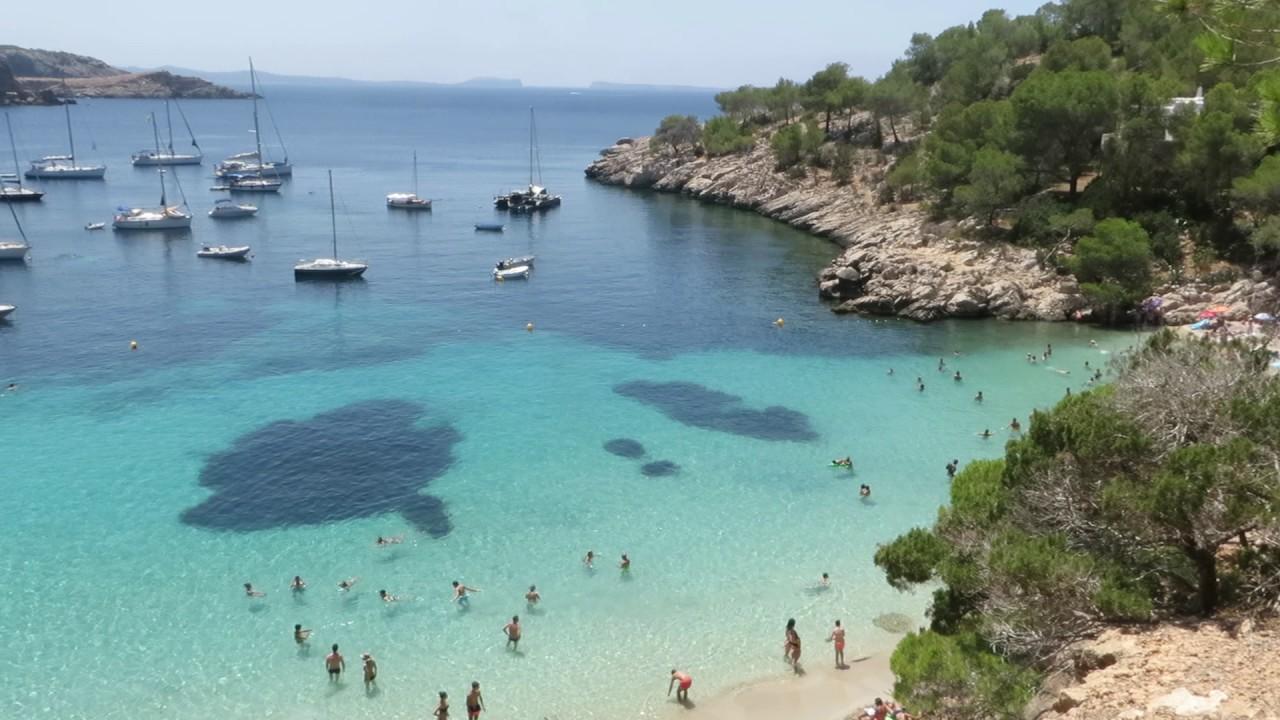 Cala Saladeta Beach - IBIZA 2017 - travelraulillo