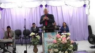 Ev. Valdison Francisco dos Santos, Mateus 7.24-27, Saudação à Igreja