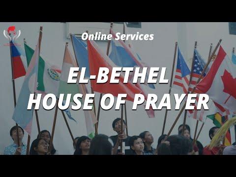 El-Bethel House of Prayer   27 Mei 2020