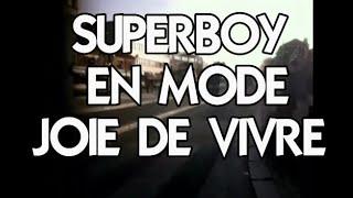 SUPERBOY EN MODE JOIE DE VIVRE - Drague Fille Voilée Et Agace La Police Municipal