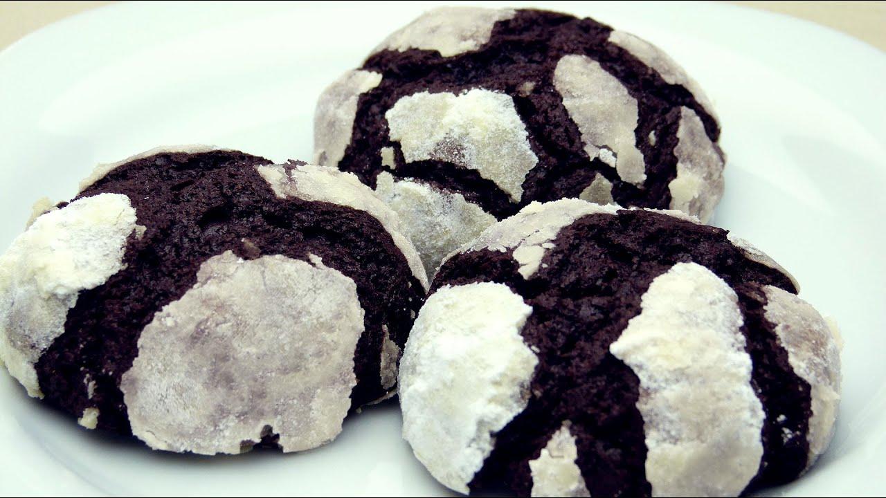 schoko schnee kugeln rezept schoko kakao kekse youtube. Black Bedroom Furniture Sets. Home Design Ideas
