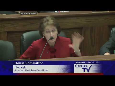 Minority Leader Morgan Addresses Eligibility Problems  - April 12, 2018 - House Oversight