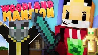 Minecraft Survival | WOODLAND MANSION | Foxy's Survival World [106]