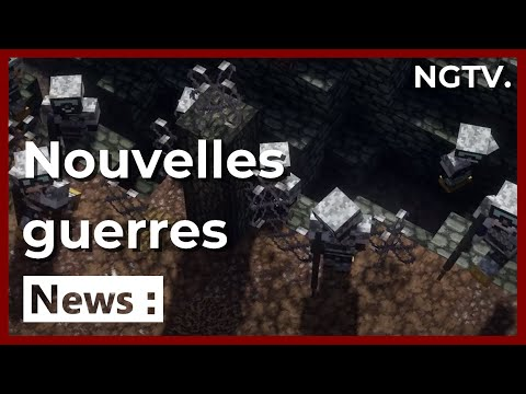 NationsGlory - NGTV : Nouvelles guerres