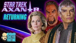 STAR TREK: AXANAR BACK IN PRODUCTION!!! The Real Short Treks | TALKING STAR TREK
