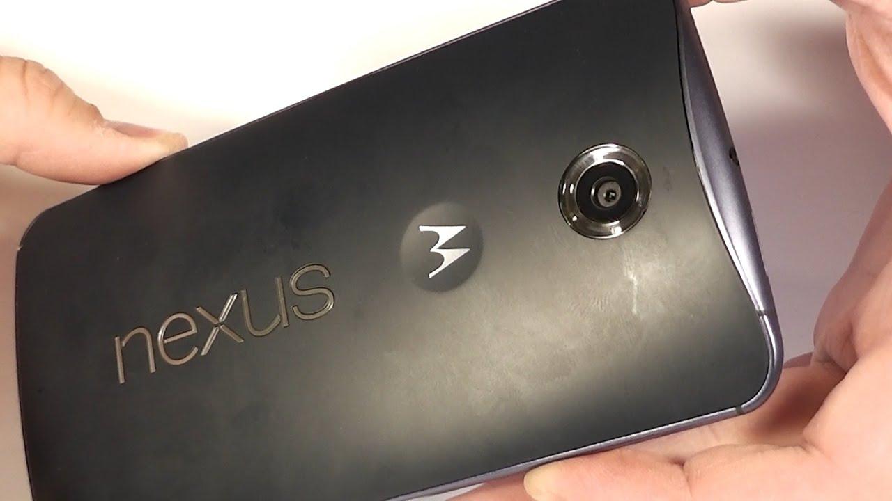 Nexus 6 Screen Repair Battery Swap Charging Port Fix Youtube