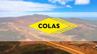 Chantiers - COLAS | Pixair | Drone Videos | Nouvelle Caledonie
