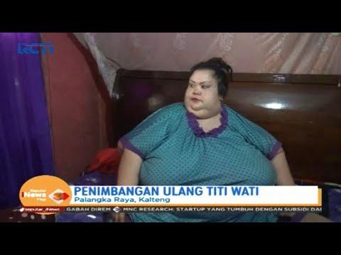 Tak Jalankan Program Diet, Berat Titi Wati Naik 2 Kg - SIP 19/10 thumbnail