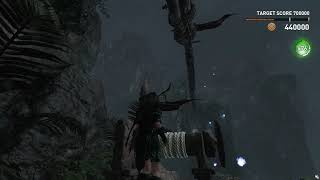 Shadow of the Tomb Raider- The Pillar Score Attack (1,083,400),