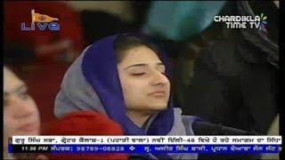 bhai ravinder singh ji hazoori ragi 26Jan2014 Gurbani Kirtan Samagam at GK1 - Delhi