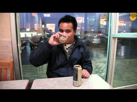 Rockstar Roasted Coffee & Energy Light Vanilla Taste Test