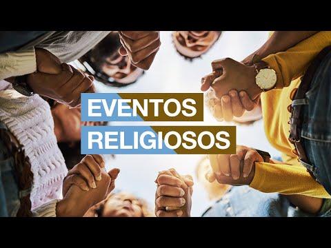 Regras para reabertura: eventos religiosos