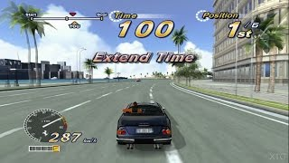 OutRun 2006: Coast 2 Coast PS2 Gameplay HD (PCSX2)