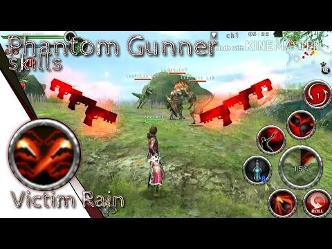 RPG Avabel Online - New Class Phantom Gunner Skill